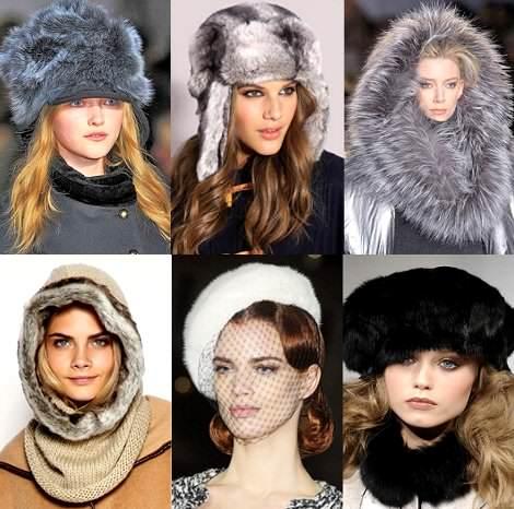 Ось власне і в цьому сезоні в моді саме хутряні шапки-вушанки для жінок b6a8bf5d59a82