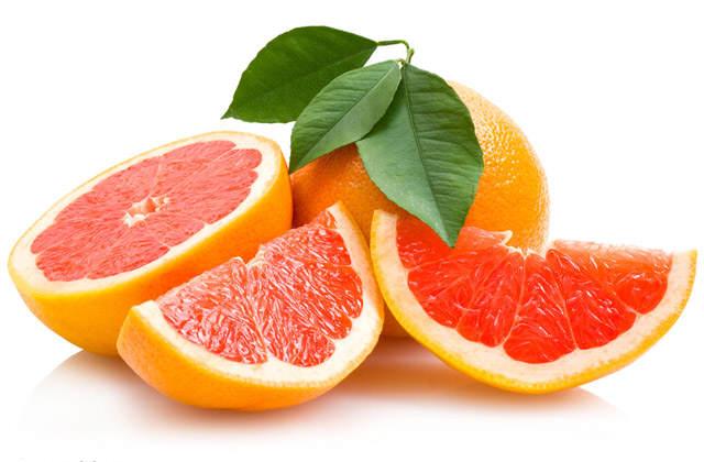 грейпфрут и апельсин при химической диете