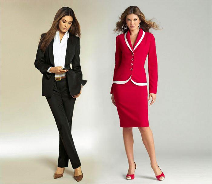 Діловий стиль одягу для жінок. Як правильно вибрати діловий жіночий ... aafc2b48ca1b0