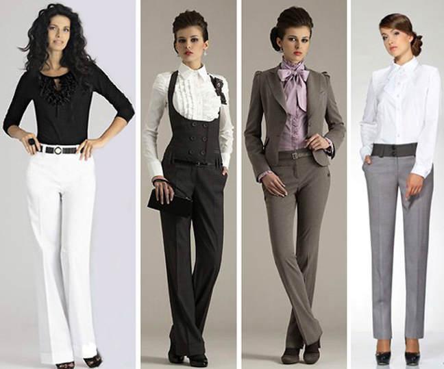 Діловий стиль одягу для жінок. Як правильно вибрати діловий жіночий ... d0144717041b6