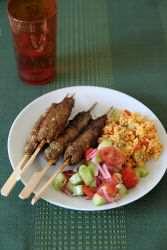 Как приготовить люля-кебаб на мангале?