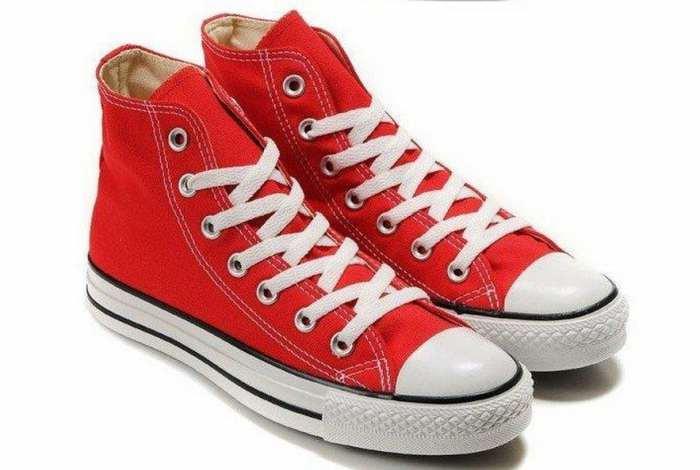 Кеди. Цей вид спортивного взуття призначений в основному для професіоналів  спорту 8a3c115117e04