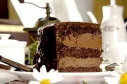Крем для шоколадного бисквита