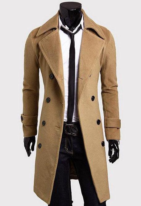 Актуальність колірної палітри. Чоловічі осіннє пальто ... 5fafd08257014