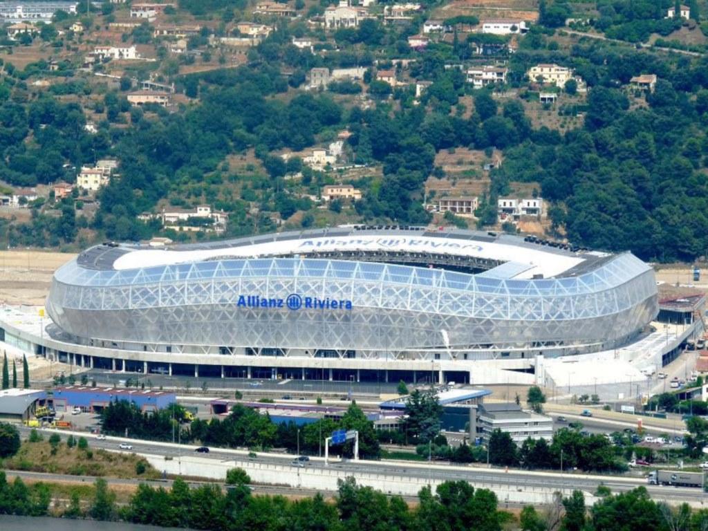 стадион в Ницце