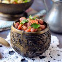 Как вкусно приготовить красную фасоль на гарнир?