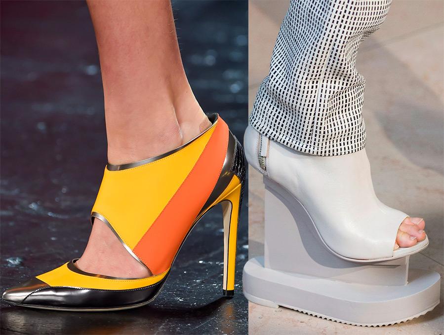 Модна жіноче взуття весна-літо 2016 – фото і тенденції bbb6b6c3fcb41