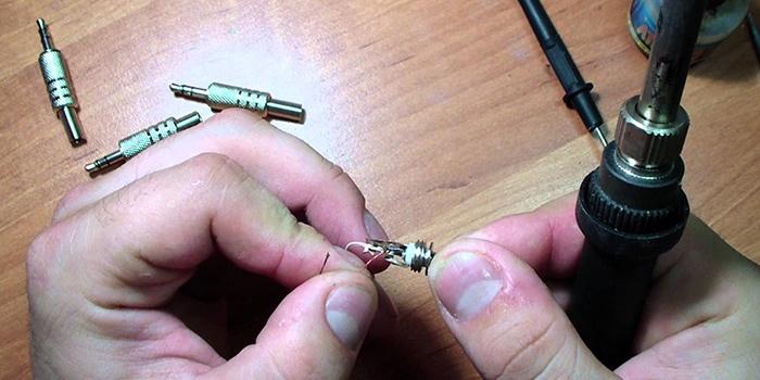 Як полагодити навушники і роз єм 36a722b46aac5