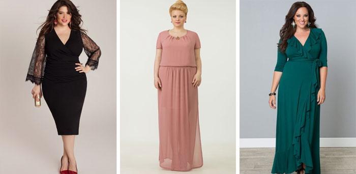 Різноманіття фасонів допоможе вибрати гарні сукні великих розмірів. Перш  ніж відправитися в магазин e6377f05af31a