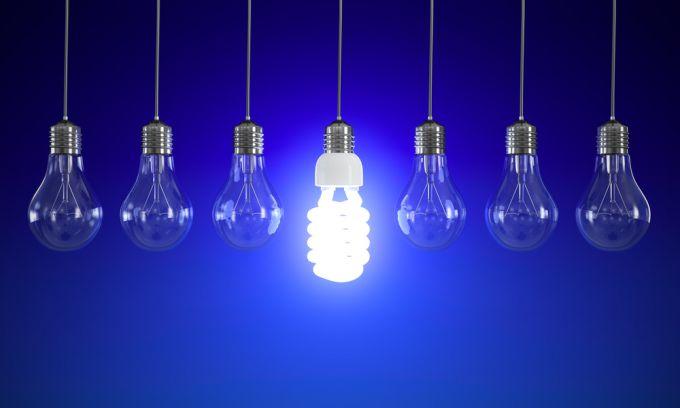Экономия электричества на лампочках