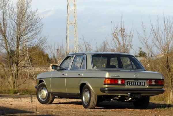 Mercedes W123: описание, технические характеристики, тюнинг. Mercedes-Benz W123
