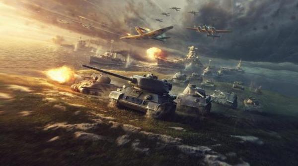 World of Tanks - минимальные системные требования для игры