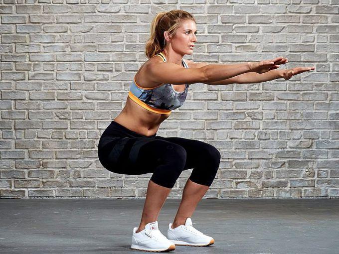 9 упражнений, которые помогут от боли в коленях