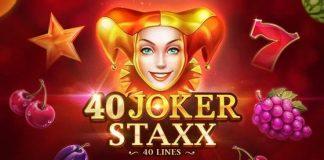 Игровой автомат Joker Expand: 40 lines играть бесплатно