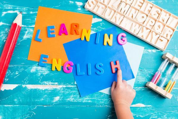 англійська мова для дошкільнят