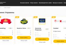 лучшие онлайн-казино Украины