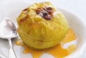 Печені яблука: користь і шкода. Рецепти приготування печених яблук