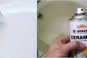 Відновлення емалі ванни — реставрація ванни в домашніх умовах