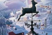 Зимова казка від Робін Моліне