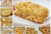 10 рецептів з листкового тіста