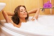 Розслаблюючі ванни — відновлюємо сили за правилами