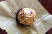 Шоколадний букет у формі ананаса