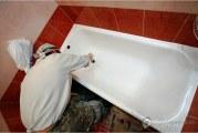 Чим пофарбувати ванну всередині — фарбування ванни