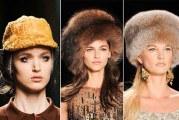 Хутряні шапки — це актуальний тренд зими 2014-2015