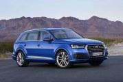 Нове покоління німецьких кросоверів Audi Q7