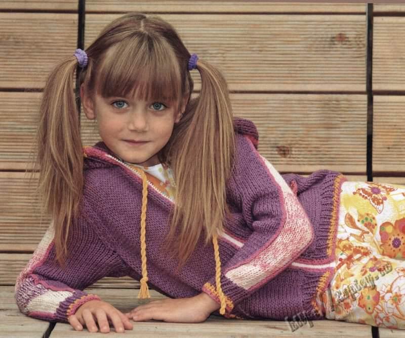 Красивые дети модели вязания 316