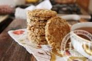 Рецепт вівсяного печива як в кафе