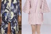 Жіночі пальта весна-літо 2015, фото і тенденції