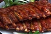 Рецепт свинячих реберець в духовці