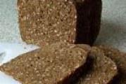 Правильне очищення самогону хлібом (чорним житнім)