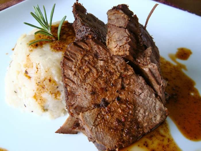 Простые блюда из олениныы с фото