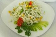 Рецепти дієтичних салатів для схуднення