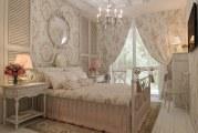 Спальня в стилі Прованс. Дизайн інтер'єру
