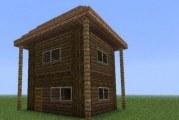 Як зробити будинок в Майнкрафте?