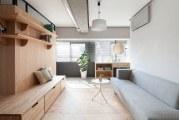 Дизайн житлового приміщення в Fujigaoka