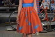 Плаття на одне плече-весна-літо 2015