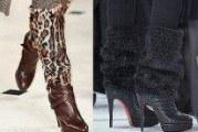 Модні чоботи в 2015 — вибираємо правильно
