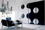 Чорно-білий інтер'єр — гармонія колірних контрастів