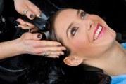 Як перефарбувати волосся з чорного в коричневий
