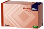 Таблетки для схуднення «Орсотен» — склад, інструкція, побічні ефекти, ціна, відгуки