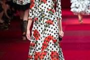 Плаття в горошок весна-літо 2015