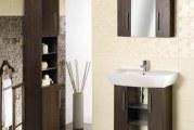 Меблі для ванної: як вибрати і як доглядати
