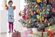 Як прикрасити дитячу кімнату до нового року