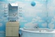 Пластикові панелі у ванній: плюси і мінуси
