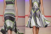 Модні сукні весна-літо 2015 — фото і тенденції