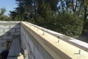 Як зробити двосхилий дах